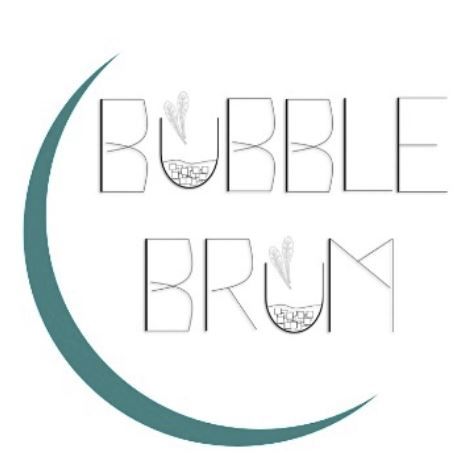 logo bubble brum
